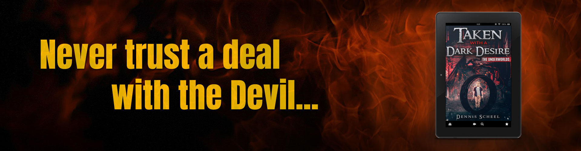Never trust a deal with the Devil